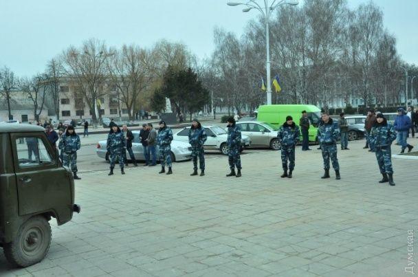 На Одещині знесли одразу два пам'ятники Леніну