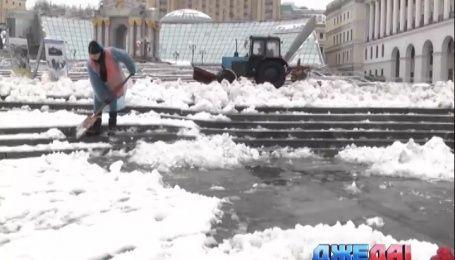 Пять областей в Украине пострадали от непогоды