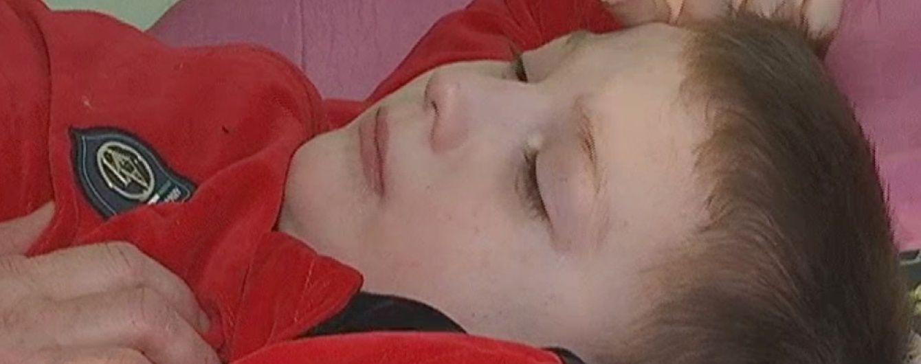 Допомоги у лікування сина Вадика просить родина Рубанів