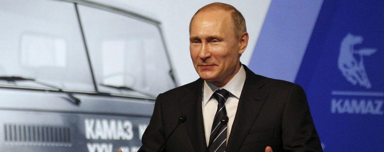 Путін досі планує встановити контроль над Україною - розвідка