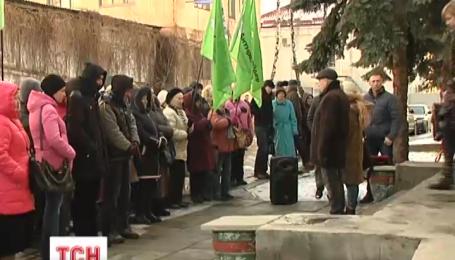 Активісти пікетували Шевченківський районний суд столиці