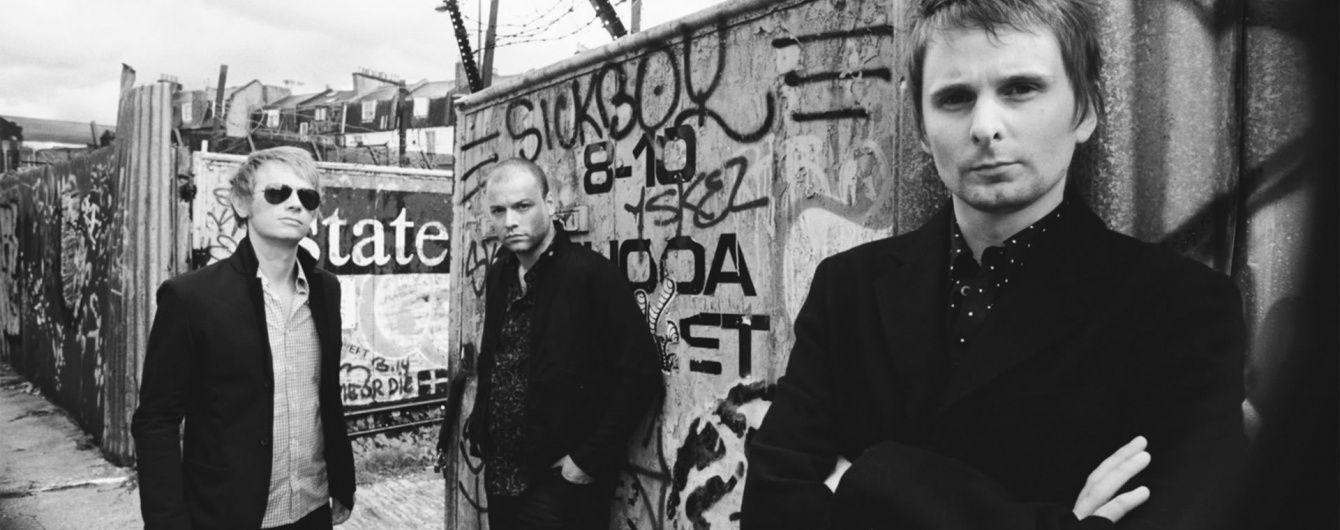 Культовий рок-колектив Muse виступить у Києві