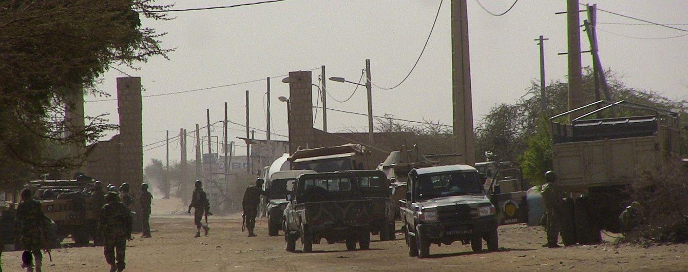 У Малі джихадисти здійснили масштабний напад на базу миротворців ООН
