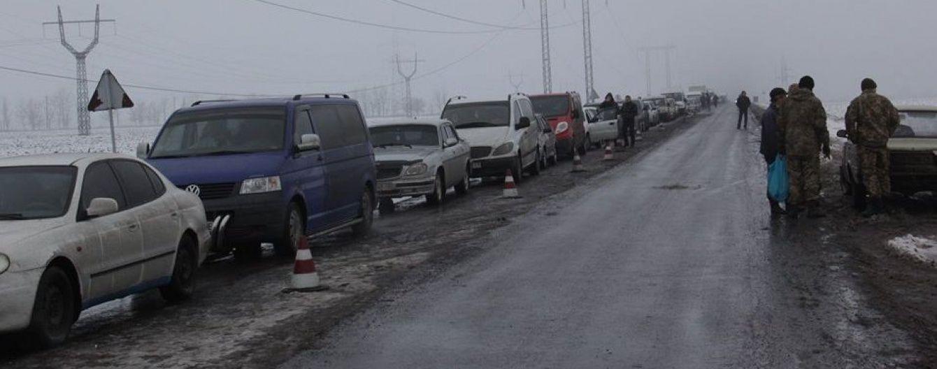 Україна відкриє додатковий пункт пропуску на Луганщині