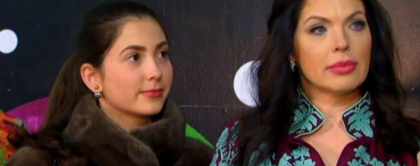 Влада Литовченко показала 16-річну доньку-красуню
