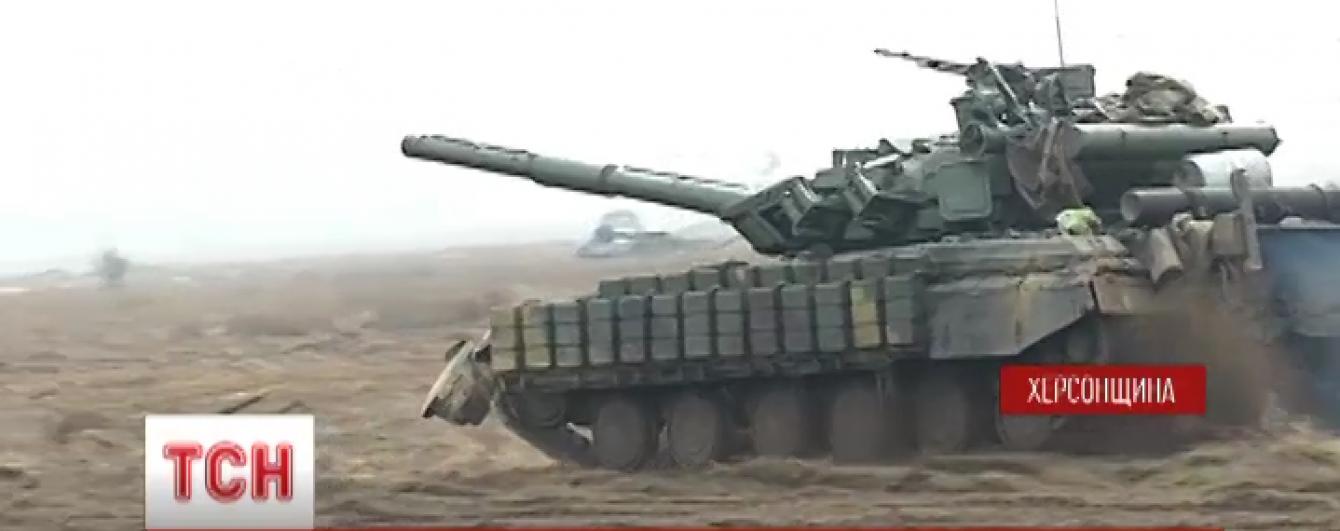 У єдиній в Європі пустелі провела навчання українська армія