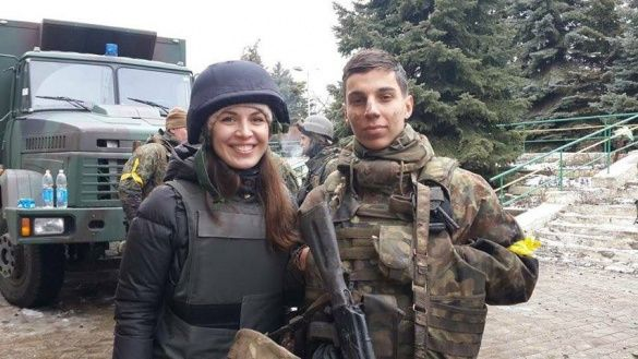 Алла Хоцянівська, Ернесто