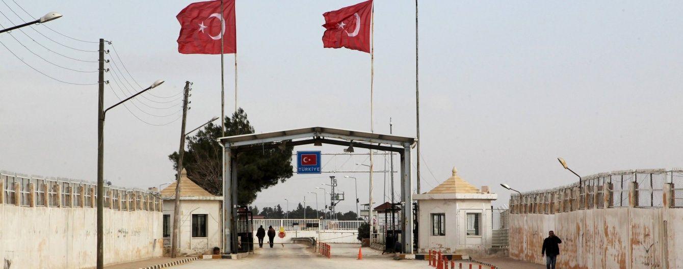 Туреччина продовжить завдавати ударів по позиціях сирійських курдів