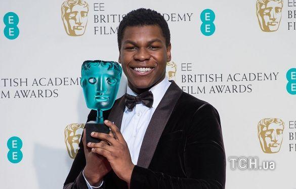 BAFTA-2016 ДіКапріо_3