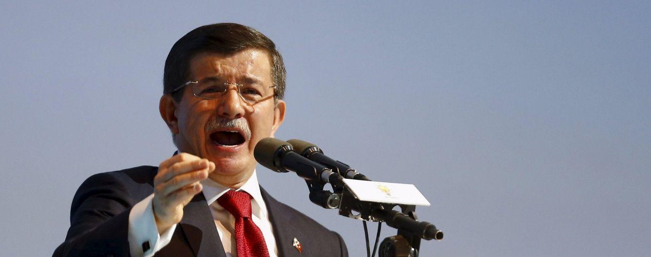 У Туреччині попередили атаку смертників на прем'єр-міністра