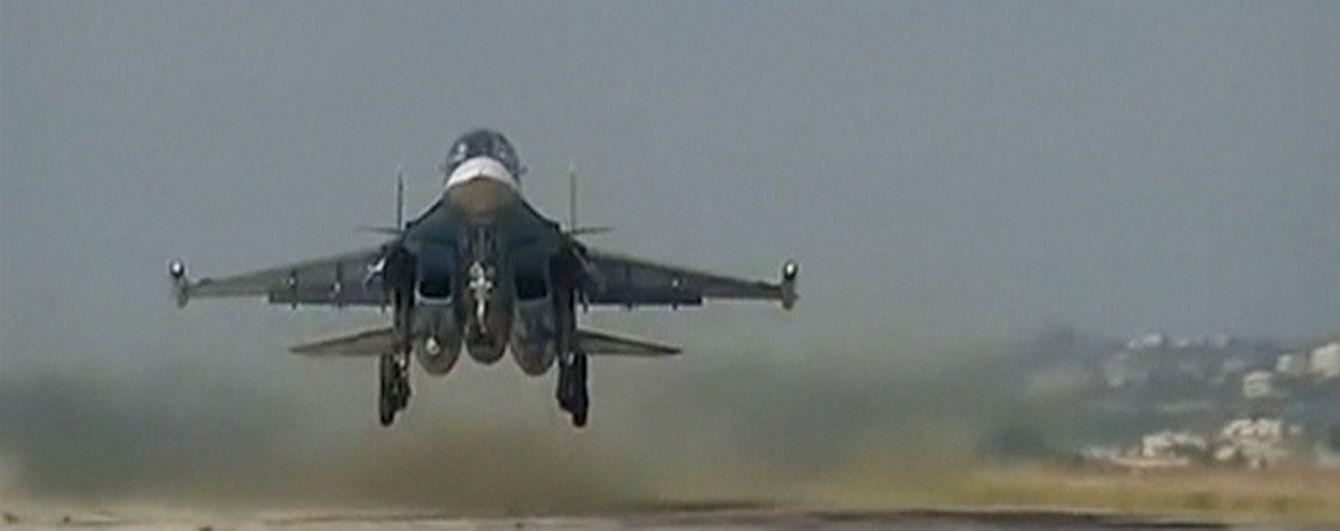 Російська авіація здійснила понад 4 тисячі вильотів від початку операції в Сирії