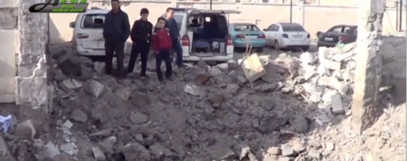 МЗС України виступило із заявою про останні події в Сирії