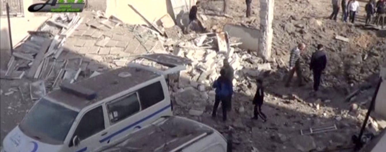 Держдеп США звинуватив Росію в бомбардуванні сирійської лікарні