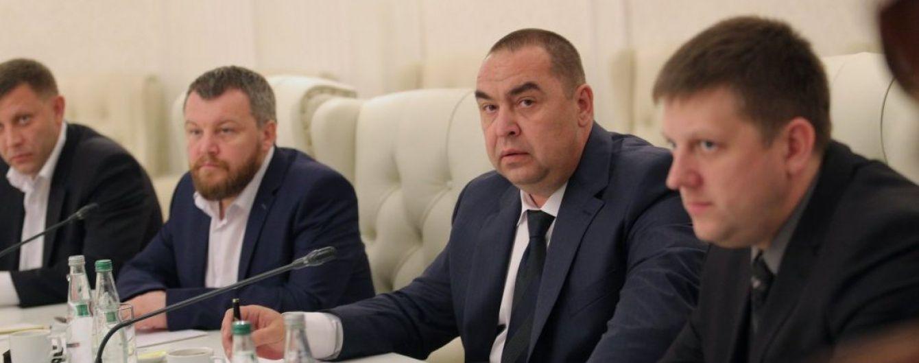 """Плотницький заявив про перехід """"ЛНР"""" в наступ"""
