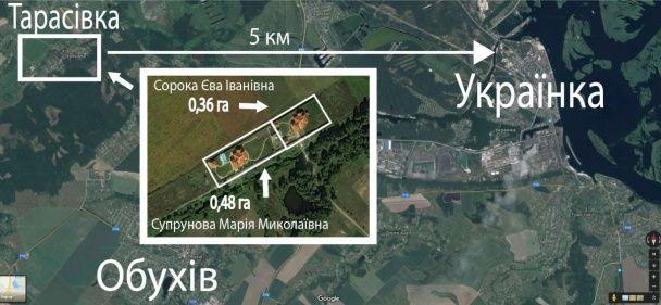 """У родичів вищих суддів знайшлися ділянки """"для садівництва"""" на скандальній землі під Києвом"""