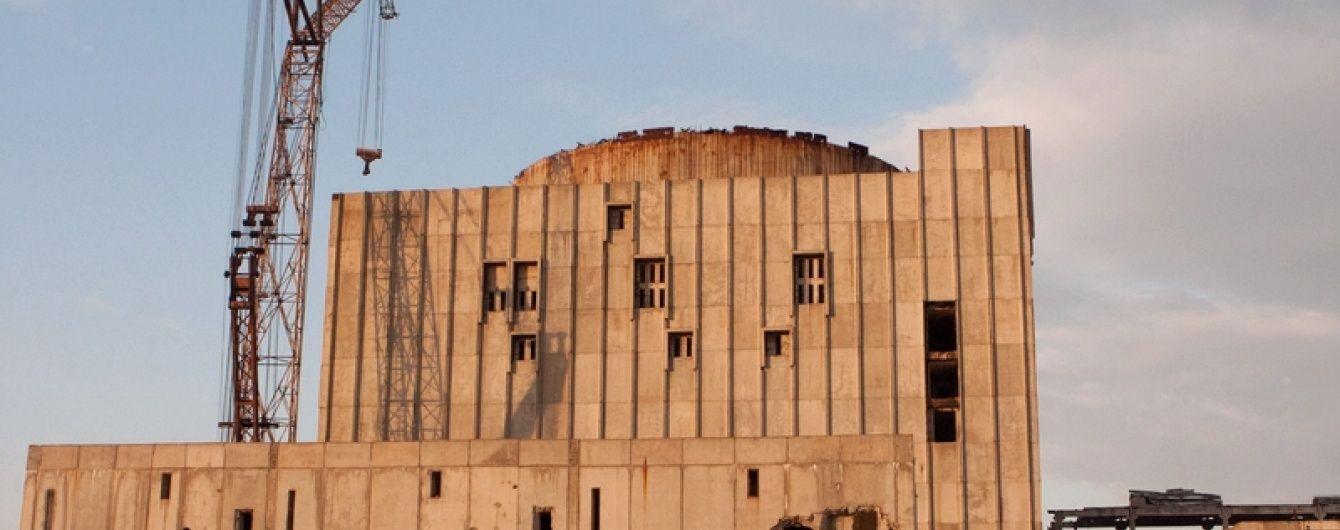 В анексованому Криму знесуть атомну електростанцію