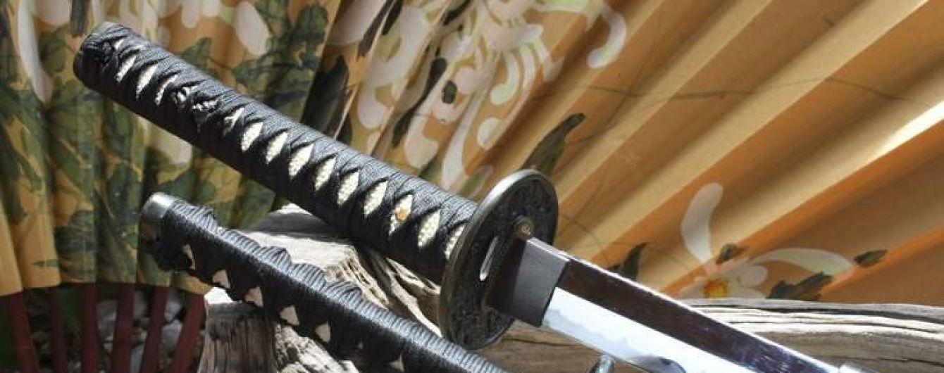 У Японії актор загинув під час репетиції із самурайським мечем