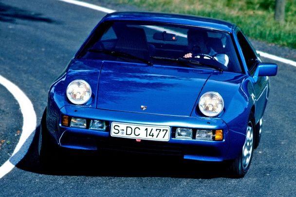 Porsche 928: Автомобиль года дедушки Ферри