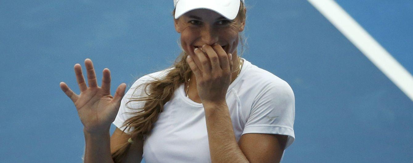 Теннисистка Возняцки выиграла престижный турнир в Гонконге