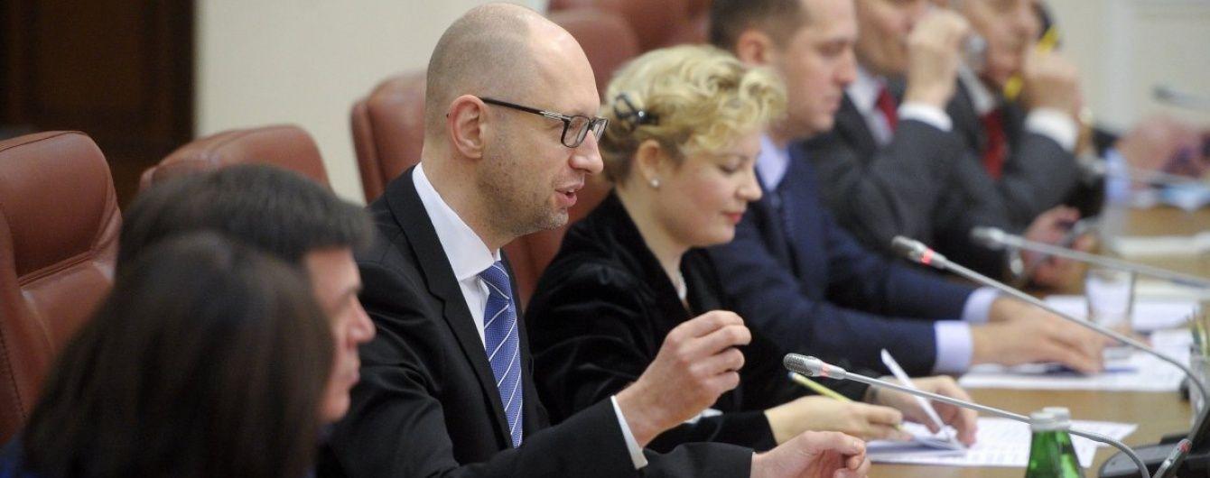 Рада готує відставку Кабміну: у фракції Яценюка готові залишитися в коаліції