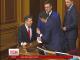 Сегодня в парламенте проголосовали закон, который дает право партии чистить списки депутатов