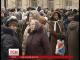 Мітингувальники під парламентом не змогли пояснити причину свого протесту