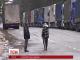 Блокування російських фур на території України частково призупинили