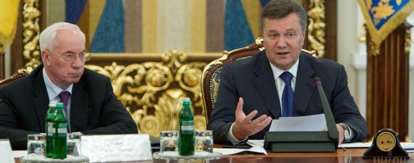 Азаров зізнався, що два роки не спілкувався з Януковичем