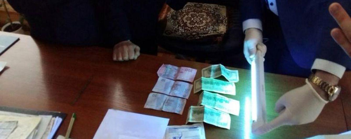 У Києві на хабарі затриманий службовець Державної казначейської служби України