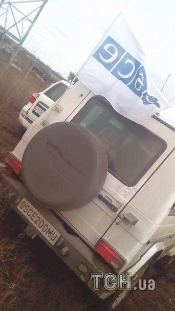 """ОБСЄ відмовляється фіксувати нічний обстріл з """"Градів"""", бо """"джипи не проїдуть"""""""