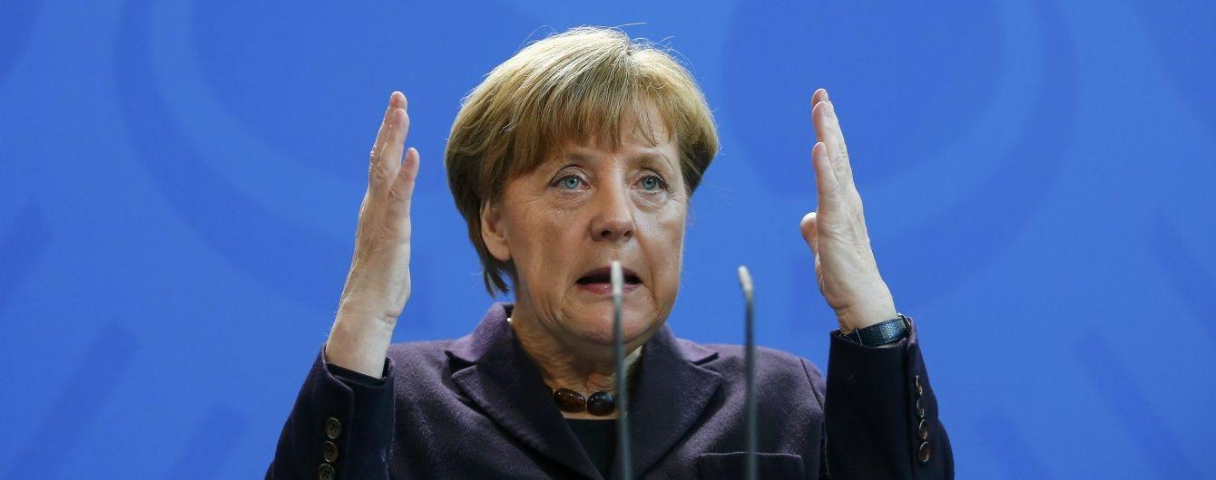 Меркель переконує, що Brexit не вплине на євроінтеграцію країн Західних Балкан