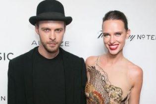 """Макс Барських """"засвітився"""" із колишньою дівчиною Міка Джаггера на вечірці Grammy"""