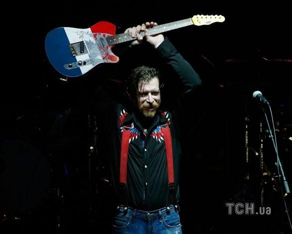 Eagles of Death Metal, Париж, теракти, концерт, Франція