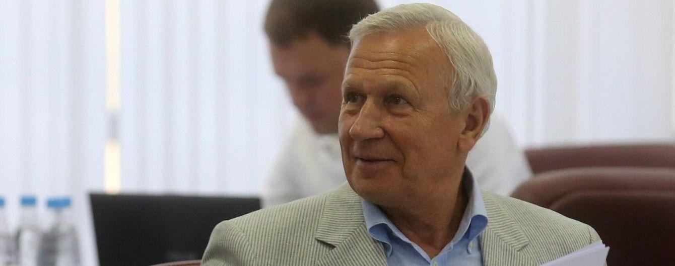 ФІФА запідозрила екс-президента російського футболу у фінансових махінаціях із Блаттером