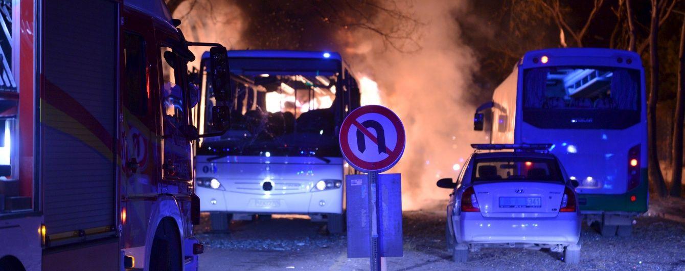 Після вибуху в Анкарі Ердоган запевнив, що Туреччина продовжить боротися з тероризмом