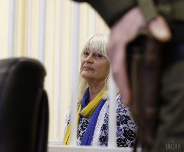 Як судили маму відомої української співачки Юлії Лорд