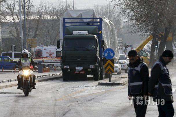 Ранок після теракту в Анкарі: як зараз виглядає місце вибуху