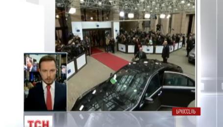 Сьогодні у Брюсселі стартує саміт ЄС