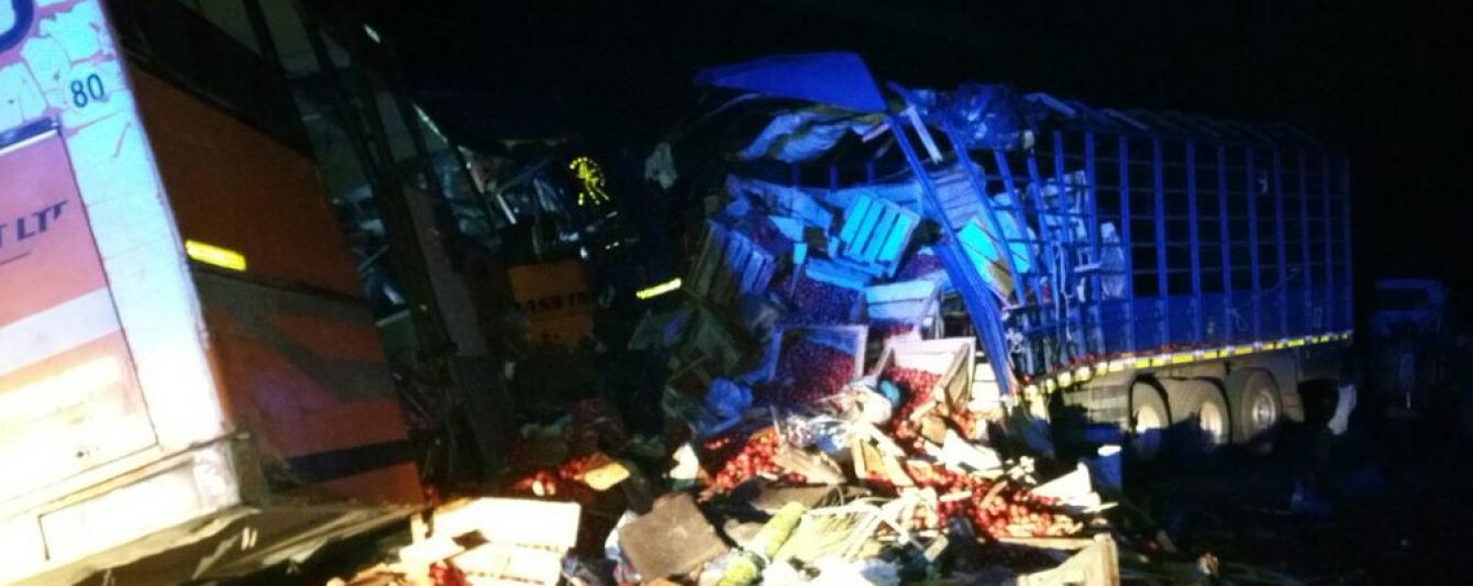 Масштабна ДТП у Гані: понад 70 людей загинули внаслідок ДТП із вантажівкою