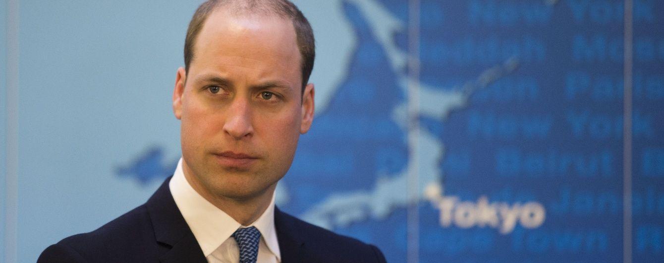 Історія однієї лисини: як принц Вільям втрачає волосся