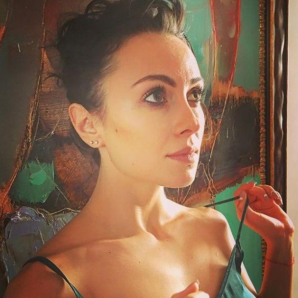 "Астаф'єва продемонструвала ""оголену"" красу своєї колеги Нани"