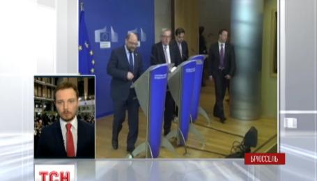 В Брюсселе решается судьба Британии в ЕС