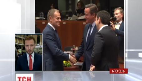 У Брюсселі обговорюють умови членства Великої Британії в ЄС