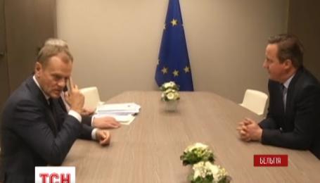 Лидеры Евросоюза пытаются договориться с Британией, чтобы оставить ее в составе ЕС