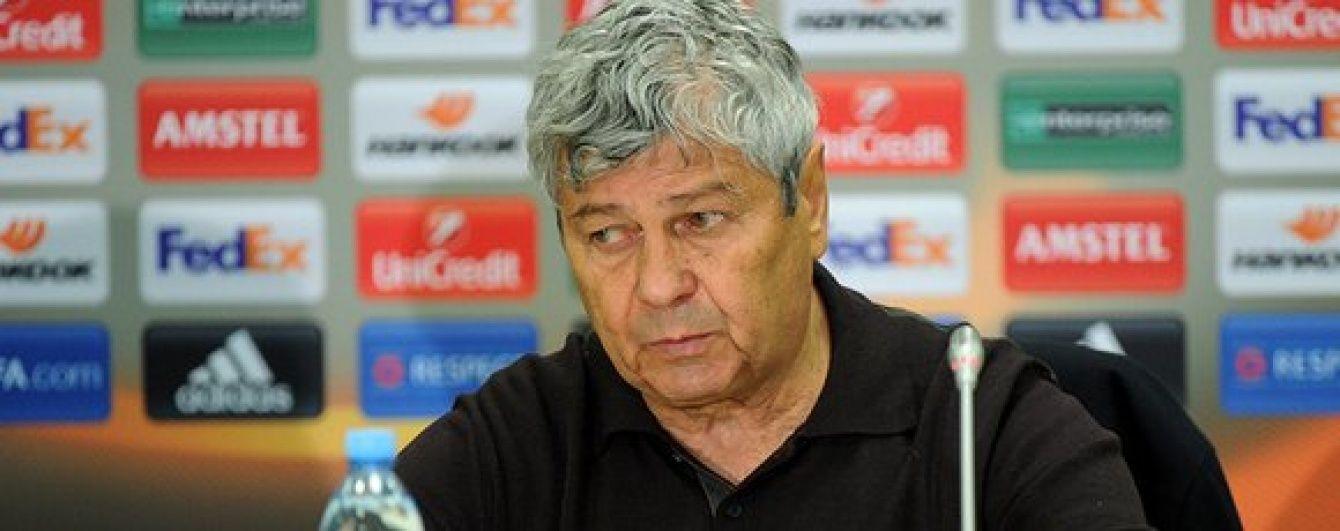 """Луческу похвалив гравців """"Шахтаря"""" за бойову нічию з """"Шальке"""""""