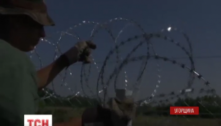 Угорщина готова відгородитися муром від Румунії