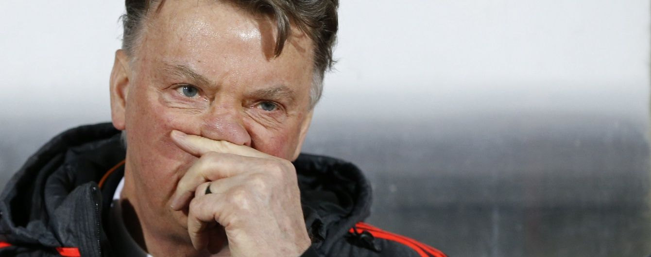 """Я дуже розчарований: Ван Гаал про власне звільнення з """"Манчестер Юнайдет"""""""