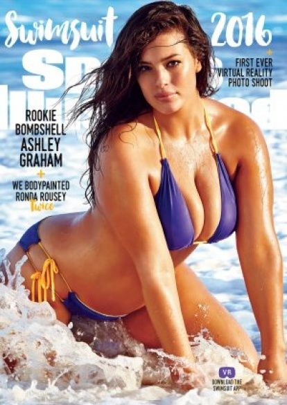 Sports Illustrated, plus size
