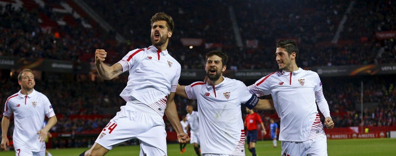 УЄФА назвав команду тижня в Лізі Європи