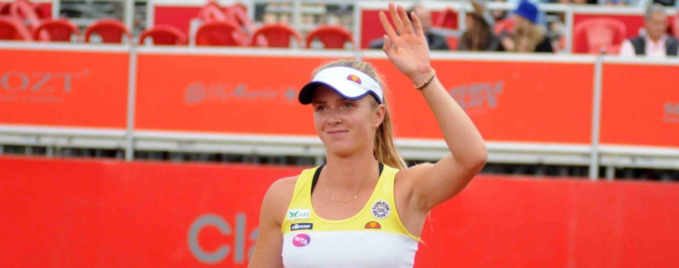 Українка Світоліна зупинилася за крок до фіналу супертурніру в Дубаї